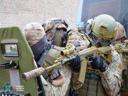 У Херсоні проводять масштабні антитерористичні навчання