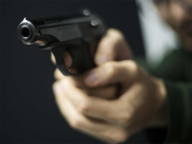 Стрельба и раненый у детской площадки в Херсоне