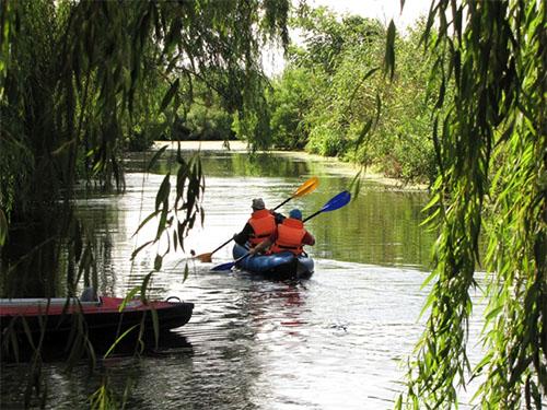 Подорож до «Бобрового озера» на Херсонщині