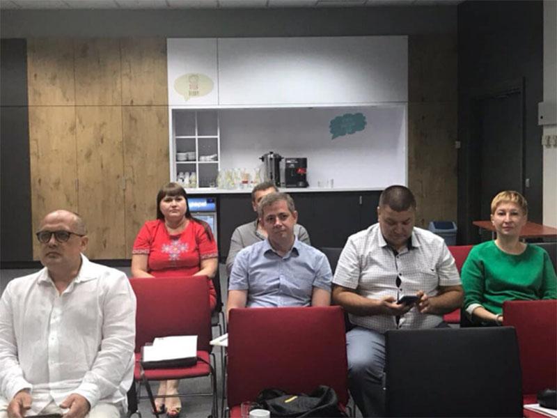 Представники ХДУ взяли участь у медичному стажуванні у Польщі