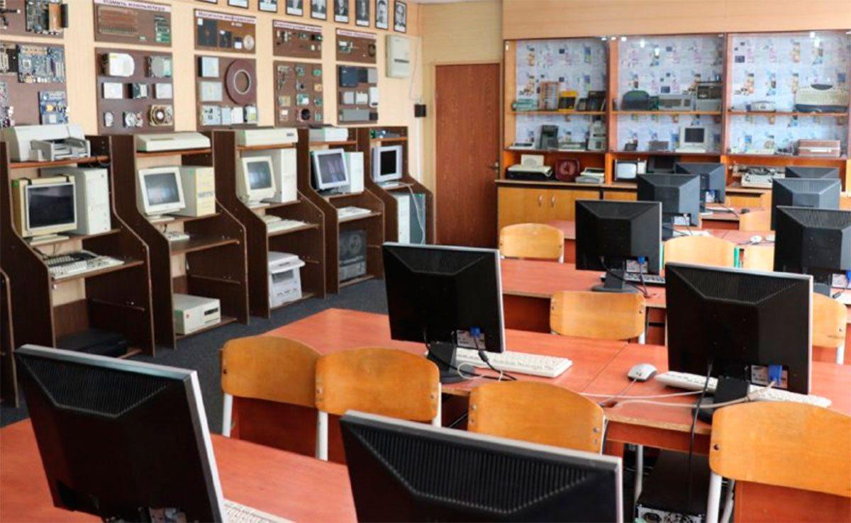 У Херсонському держуніверситеті працює музей комп'ютерної техніки