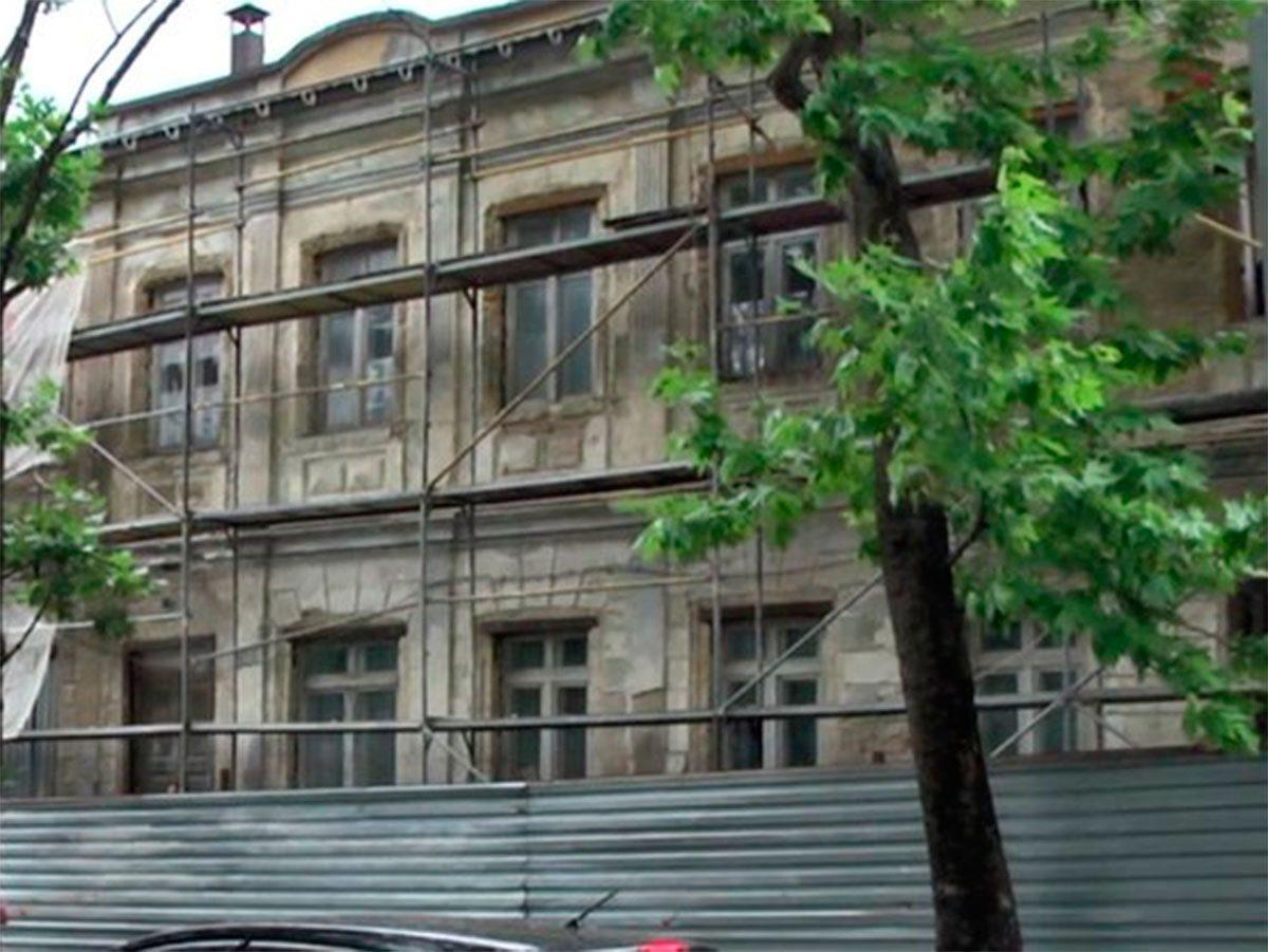 У Херсоні реставрують будівлю музею
