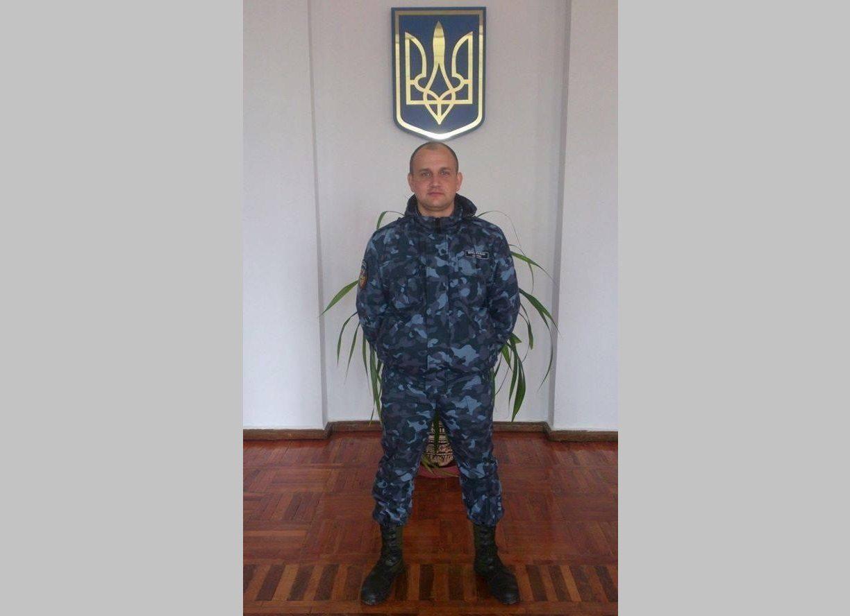 "Боєць з Нової Каховки посмертно нагороджений орденом ""За мужність"""