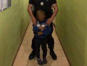 В Железном Порту полицейские за 15 минут отыскали потерявшегося 5-летнего мальчика