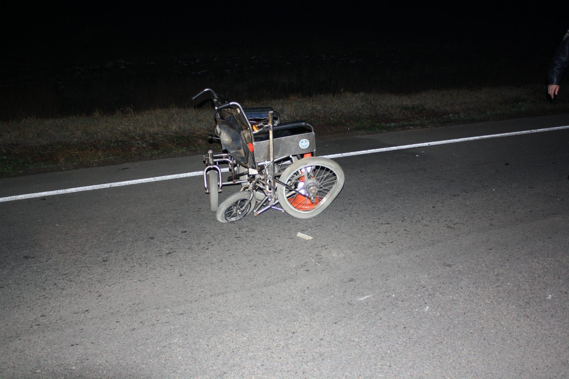 На дорогах Херсонщины сбивают инвалидов