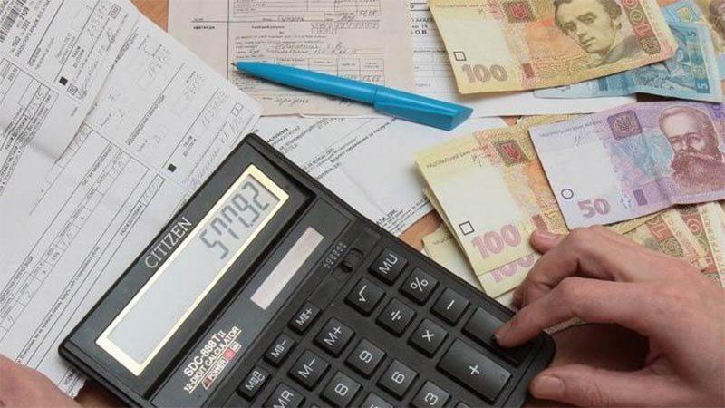 комунальні борги,  Херсонщина, мільярд