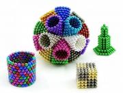 Неокуб — история появления магнитного конструктора. Как подобрать головоломку Neocube для вашего ребенка