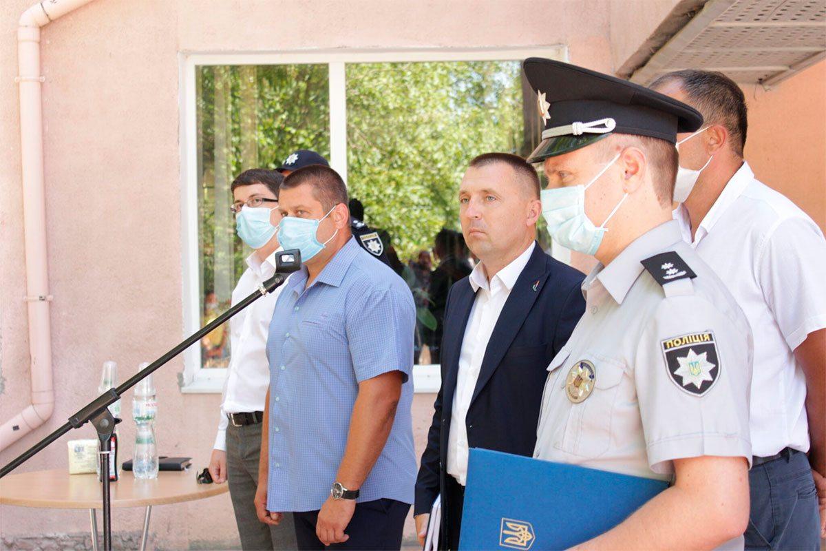 Голова Херсонської ОДА зустрівся з жителями  Олешківського району