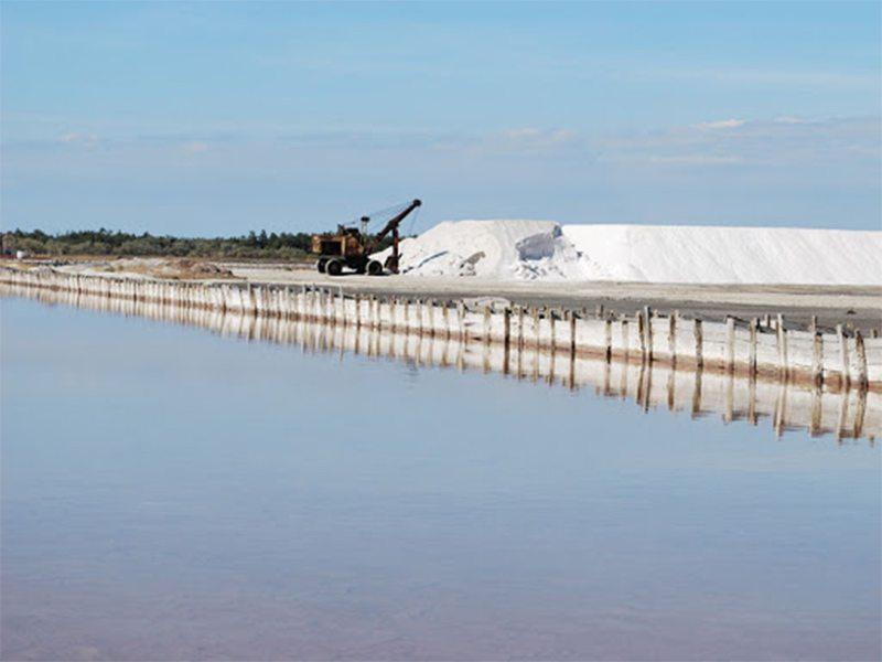 На Херсонщині приватизують стратегічне підприємство з видобутку солі