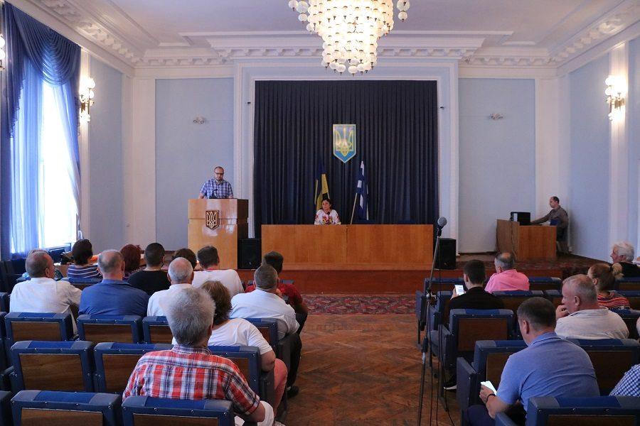 громадська рада, херсонська облдержадміністрація, богданович