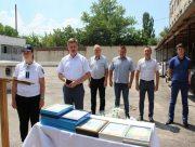 В Олешках відбулися урочистості до Дня національної поліції
