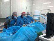 Херсонські хірурги здійснили унікальну операцію без жодного розрізу