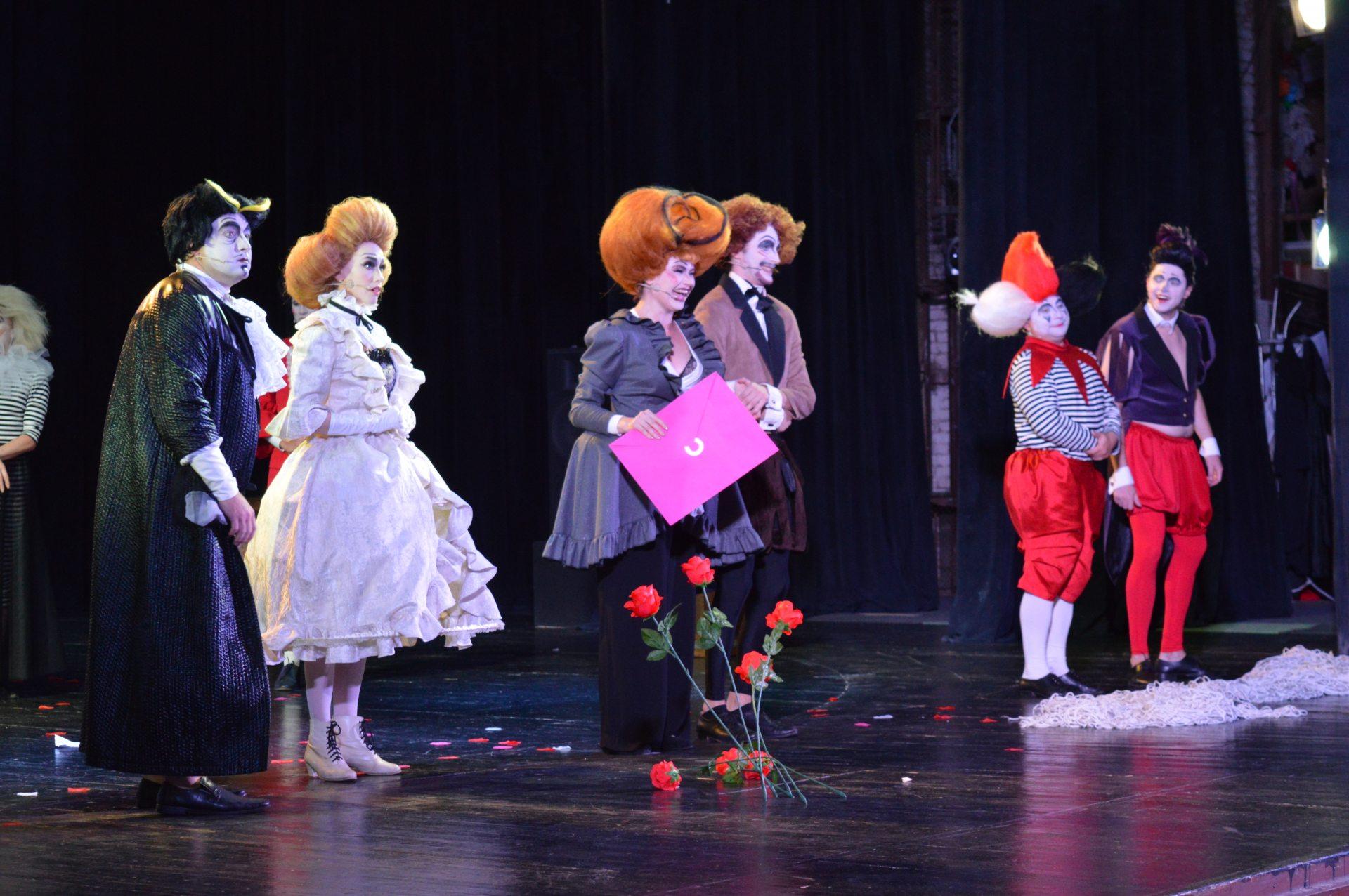 Остання життєрадісна комедія Херсонського театру