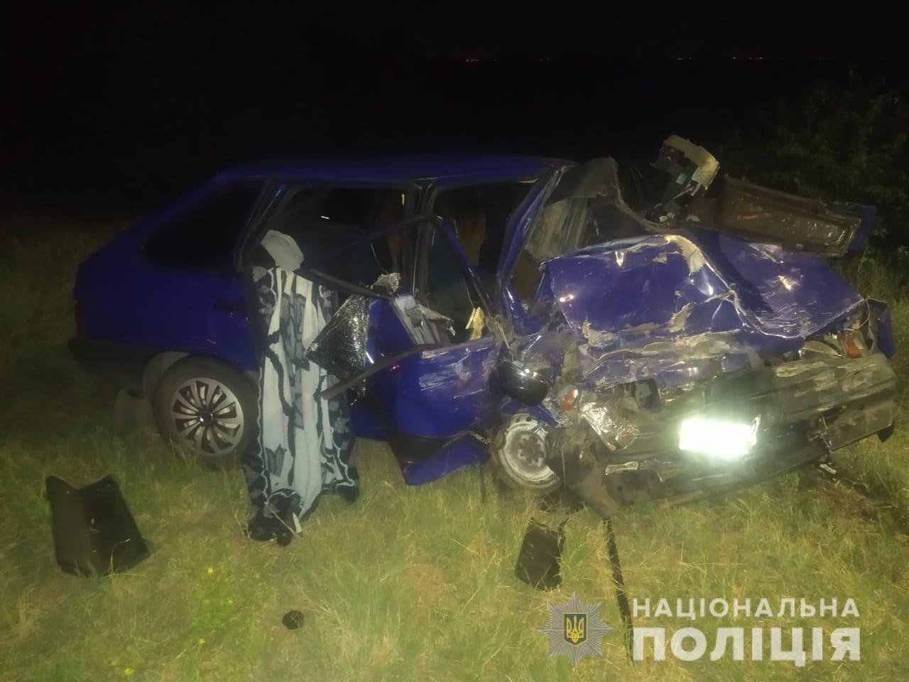 В Херсонской области в тройном ДТП погибла женщина