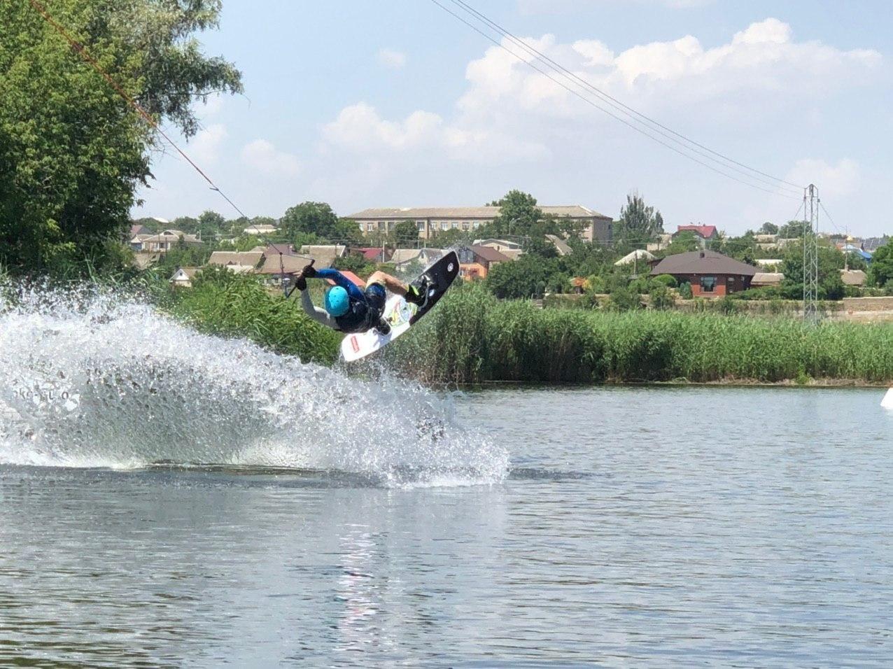 Полетать над водой в Херсоне