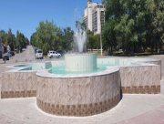 В Херсоне заработал обновлённый фонтан на набережной проспекта Ушакова