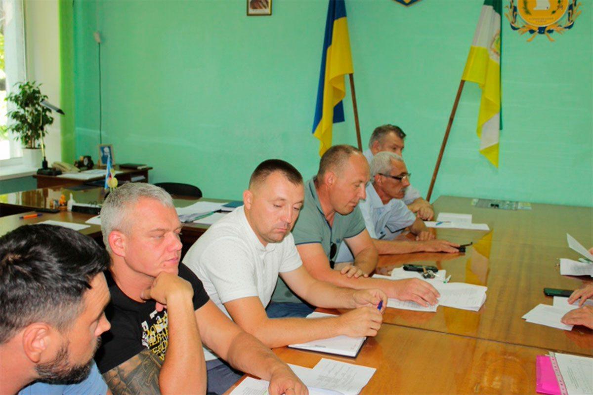 В Олешківській райраді активно готуються до сесії
