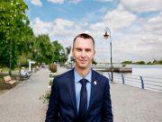 Виталий Выбранский о развитии спорта на Херсонщине
