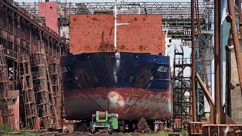 Херсон, верфь, Smart Maritime Group, сухогруз