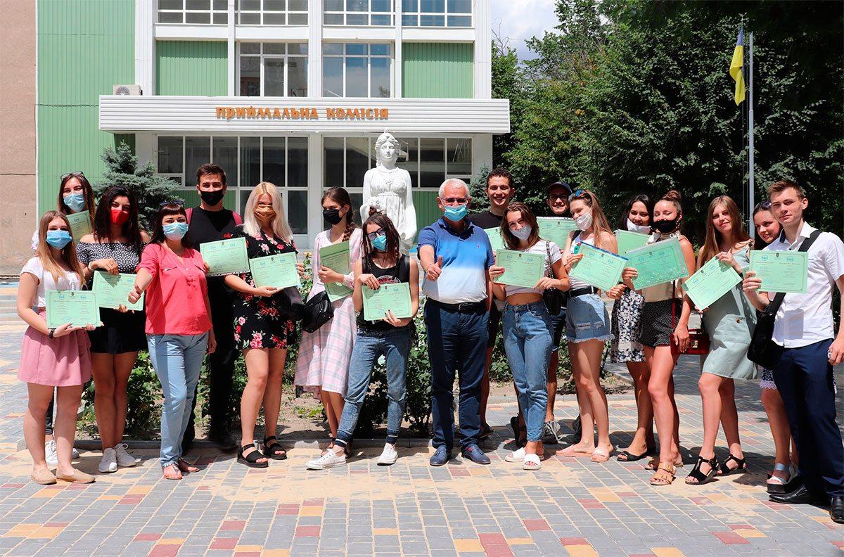 У Херсонському держуніверситеті цінують академічну доброчесність