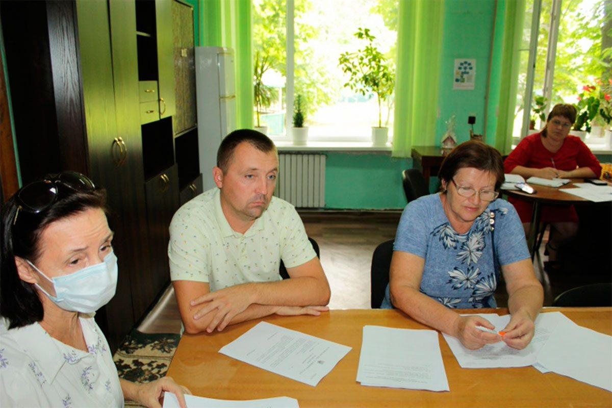 В Олешківській райраді готуються до сесії