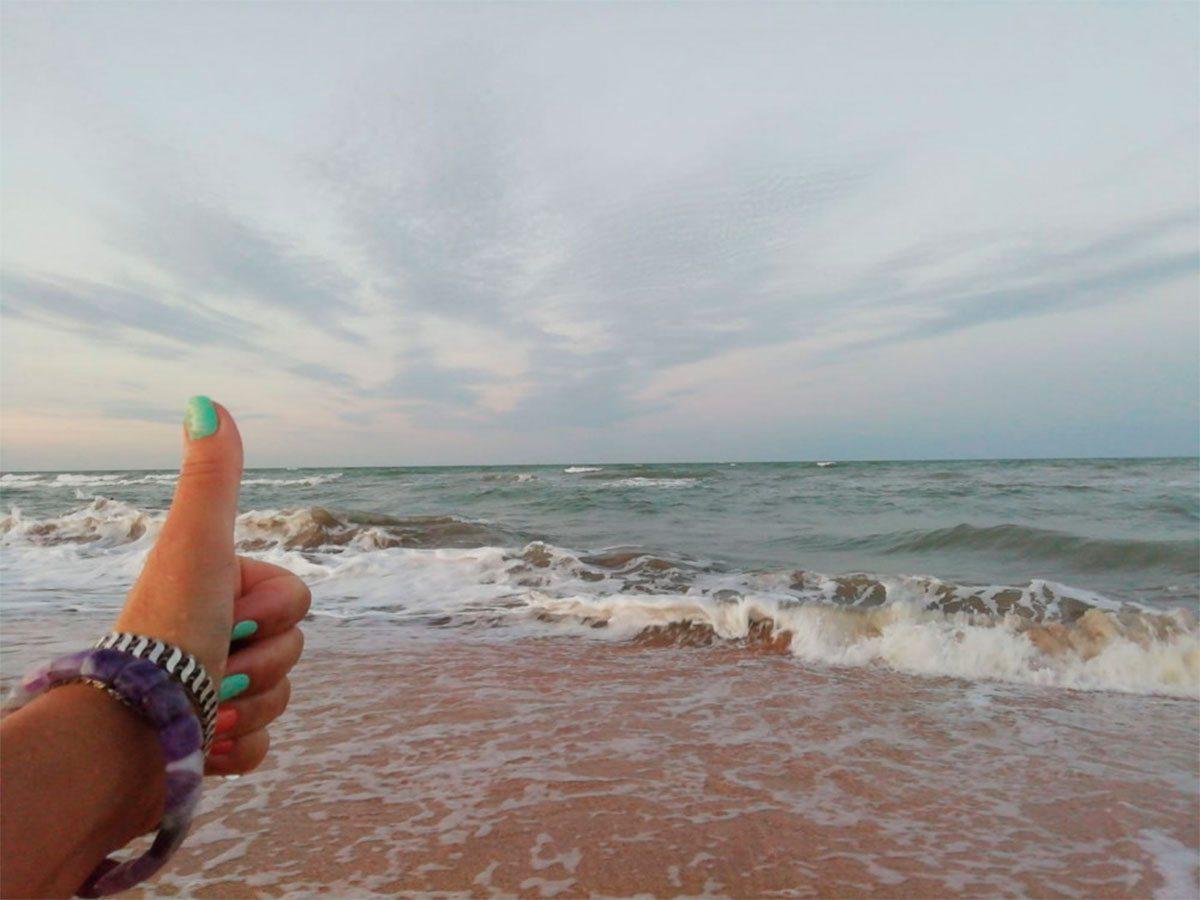 Новость о позеленении Азовского моря оказалась фейком