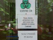 Зараженный коронавирусом работник здравницы на Херсонщине оказался официантом
