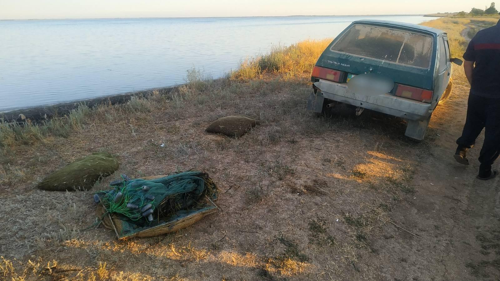 В Херсонской области задержали злостного браконьера