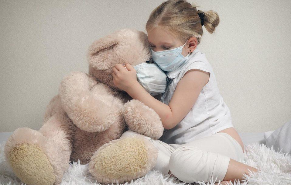 коронавірус, малеча, епідемія