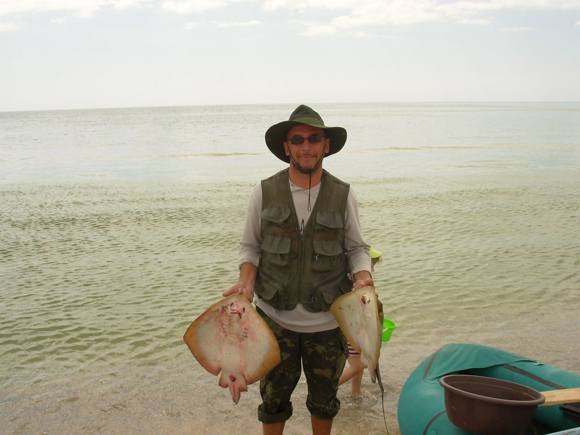 Скадовські рибалки відстоюють своє право на вихід у море