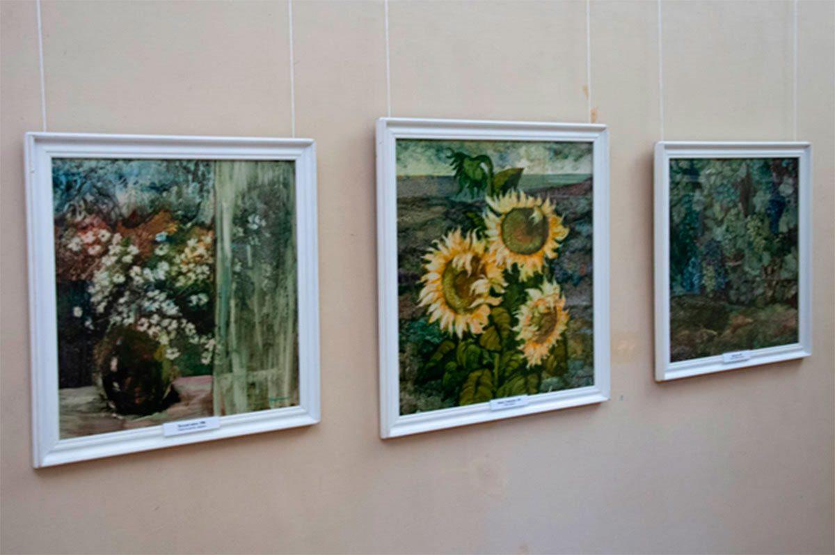 У Херсоні відкрили виставку до 80-річчя від дня народження Володимира Чуприни