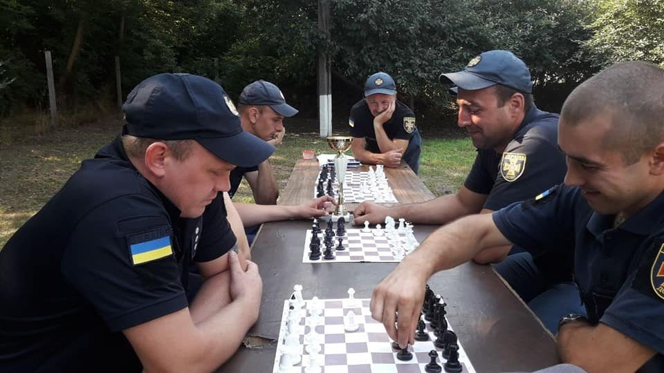 шахи, турнір, Лагута