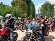 На Херсонщину приїхало більше трьох сотень байкерів