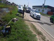 У Генічеському районі Херсонщини продовжується ліквідація наслідків підтоплення