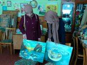 Художниці з Херсонщини малюють Крим