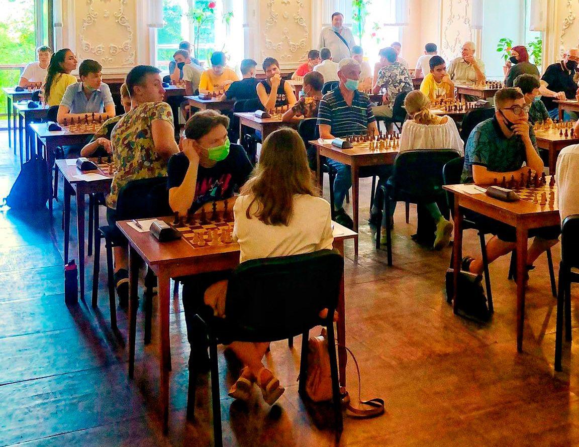 турнір, шахи, Вибранський