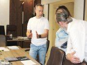 Мэр Игорь Колыхаев призвал горожан вместе благоустраивать Херсон