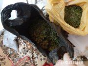У жителя Генiчеська поліцейські вилучили два пакети марихуани
