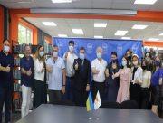 Херсонський держуніверситет відвідав Надзвичайний і Повноважний Посол Республіки Кіпр