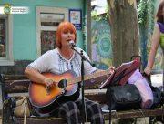 У Херсоні слухають українську пісню