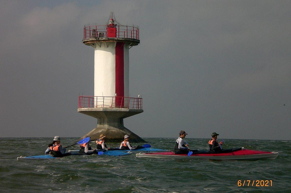 туристи, водний шлях, гурток