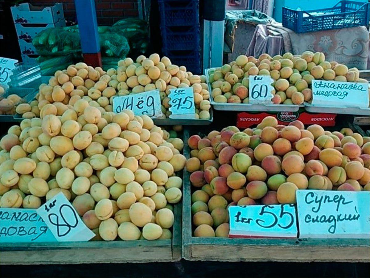 Херсонщина, овочі, ціни