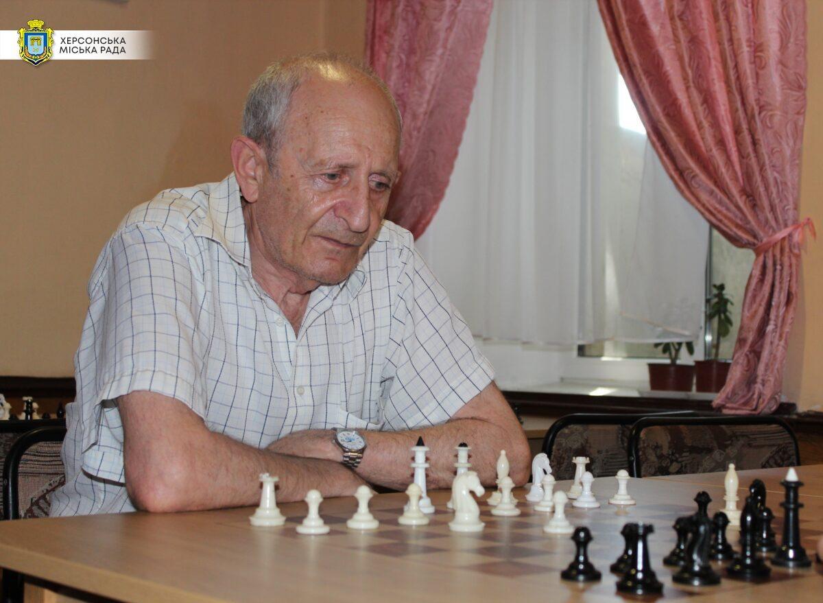 Херсонщина, шахи, Тельман
