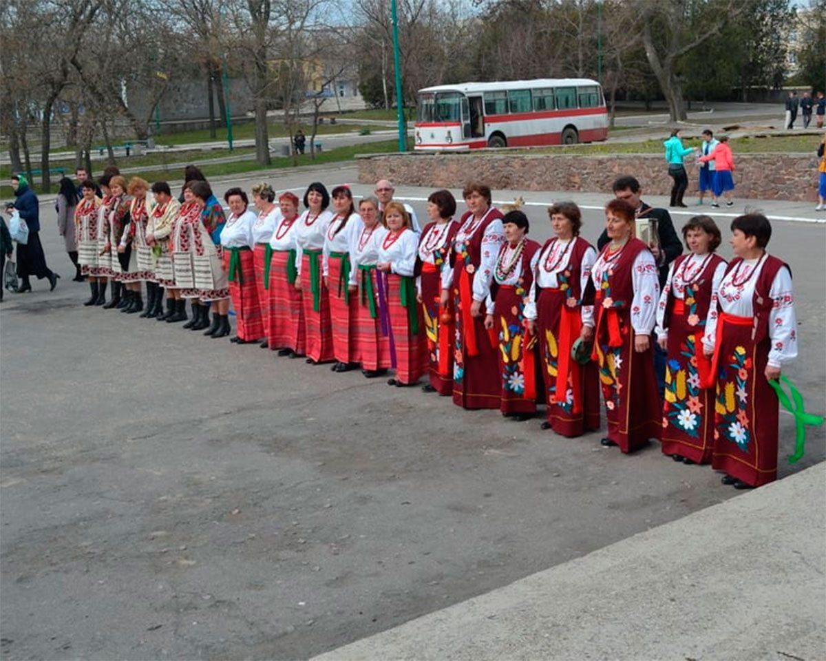 Отрадокамянка, ансамбль, Дмитрук