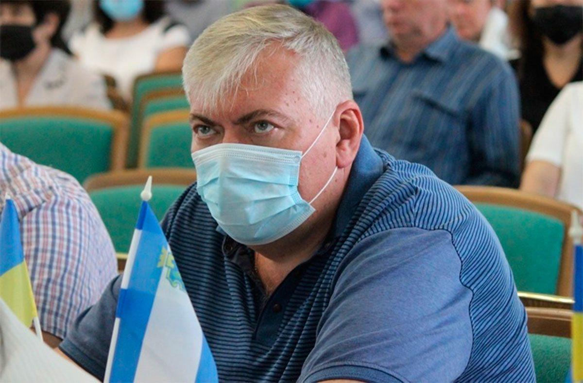 Херсонщина, пандемия, Ромаскевич