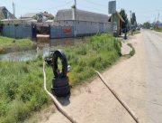 На території Генічеської ОТГ тривають роботи з ліквідації наслідків негоди