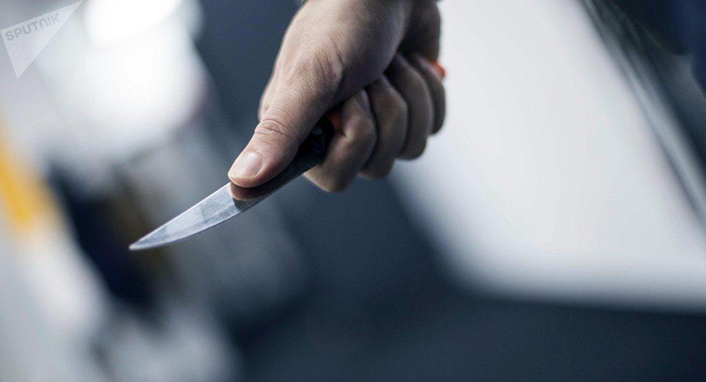 нож, ссора, больница