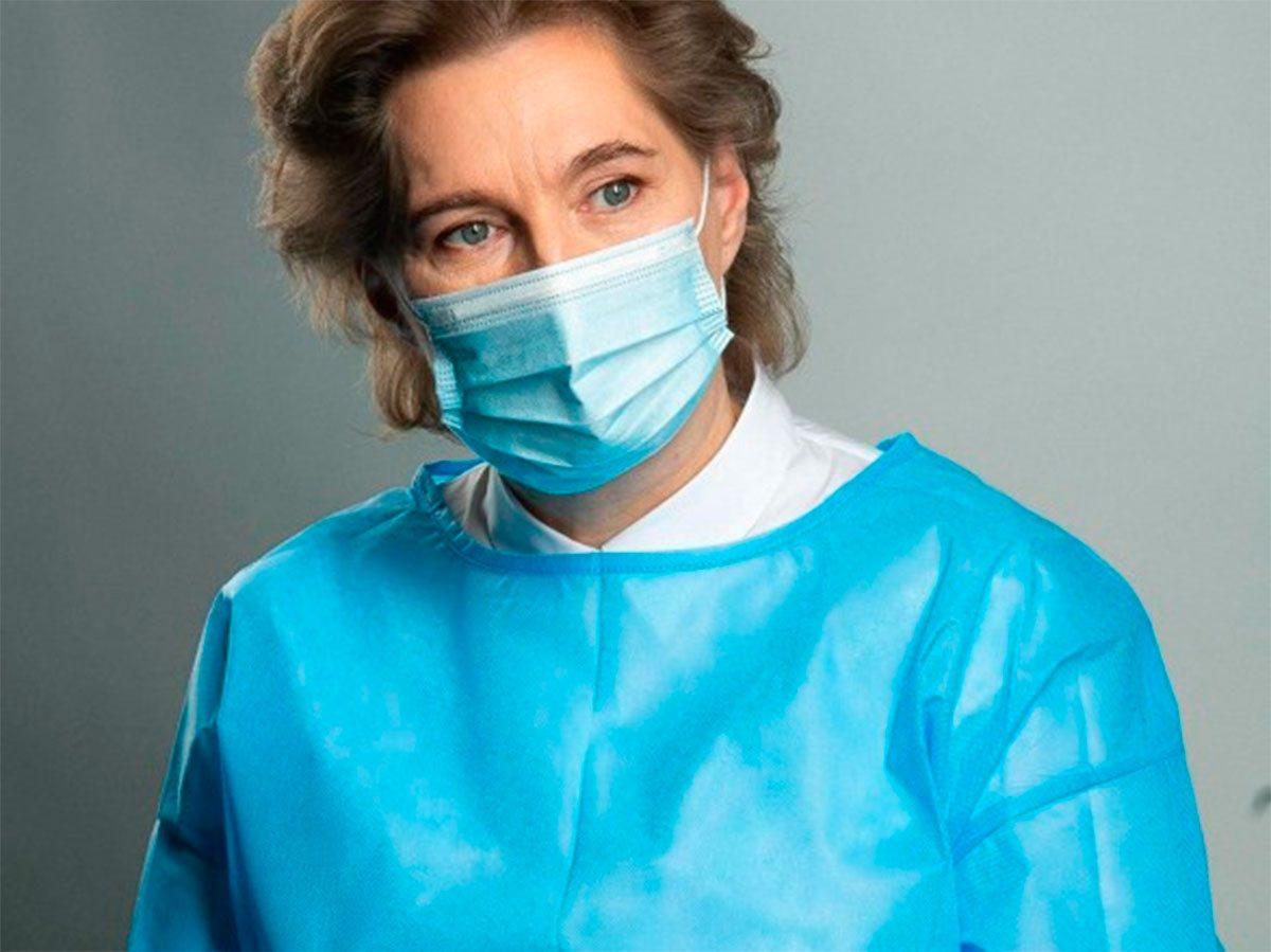 коронавирус, вакцина, Голубовская