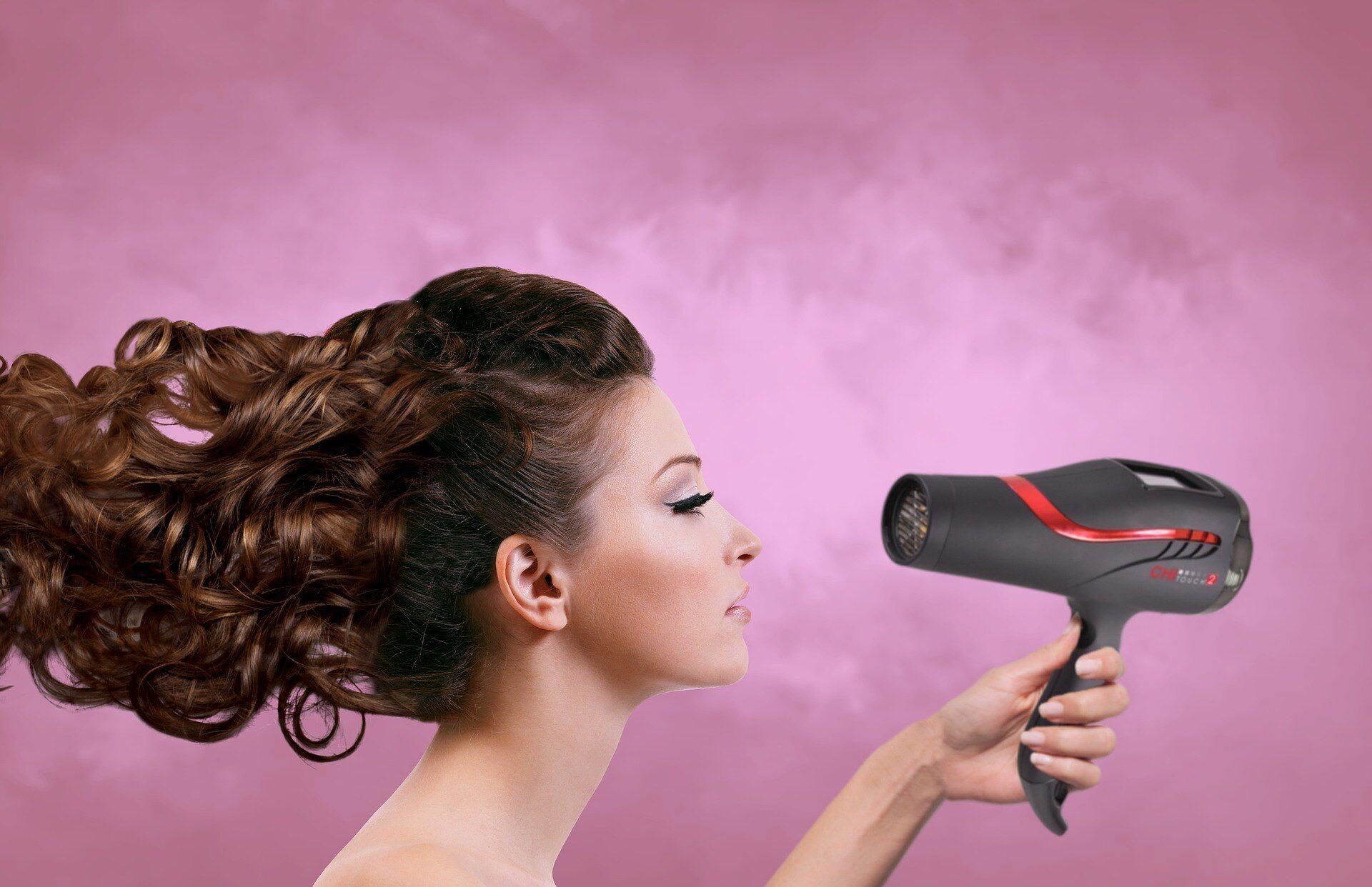 образ, прибор, волос, укладка