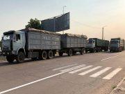 У Херсоні зерновози провокують аварійні ситуації